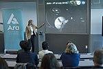 Dr Dava Newman, NASA Deputy Administrator visit to New Zealand, July 11-18, 2016 (28335078425).jpg