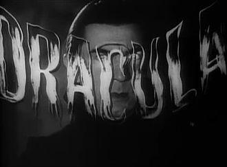 Dosiero: Drakulo-antaŭfilmo (1931). ŭebm