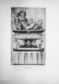 Drawing of the Fountain of Diane, 16th century, Musée du Louvre – Mayer 1935 p. 129.png