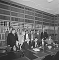 Drie progressieve partijen (PvdA, D66, PPR) presenteren schaduwkabinet, het scha, Bestanddeelnr 926-0344.jpg