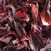 170px Driedhibiscus چای ترش سرشار از آهن!