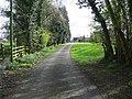 Driveway to Pasture Farm - geograph.org.uk - 783171.jpg