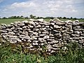 Drystone wall on the Mendips - geograph.org.uk - 187330.jpg