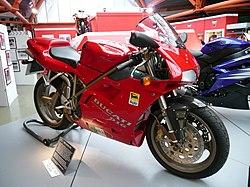 Ducati 916 955 rossa
