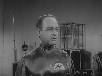 Dudley Manlove - Manlove as Eros in Ed Wood's Plan 9 from Outer Space