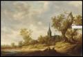 Duinlandschap - Johannes de Vos IV.PNG
