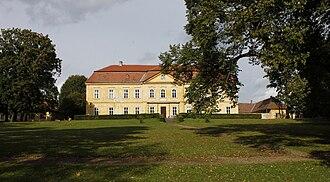 Dukovany - Dukovany castle