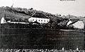 Dvorec Bajnof na predvojni razglednici.JPG