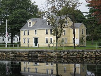 Medfield, Massachusetts - Dwight-Derby House (1651)
