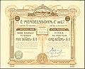 E. Mendelssohn & Co 1906.jpg