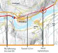 E6 Hundorptunnelen plan.png