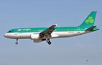 EI-DVH - A320 - Aer Lingus