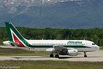 EI-IMS Airbus A319-111 A319 - AZA (27291874416).jpg