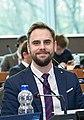EPP Political Assembly, 9 April 2018 (41301342922) Peter-Stuhelj cropped.JPG