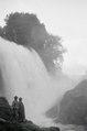 ETH-BIB-Zwei Männer vor Wasserfall bei Jajce, Bosnien-Weitere-LBS MH02-48-0077.tif