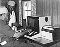 Early NCTR Computer System Terminal- 1973 (7421971396).jpg