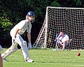 Eastons CC v. Chappel and Wakes Colne CC at Little Easton, Essex, England 42.jpg