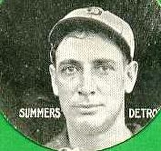 Ed Summers - Ed Summers, Colgan's Chips disc