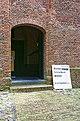 Edam - Matthijs Tinxgracht - View East on Entrance Grote Kerk.jpg