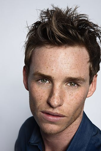 Redmayne in 2011