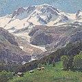 Edgar Payne The High Alps.jpg