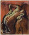Edgar degas apres le bain femme sessuyant112710 .jpg
