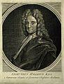 Edmund Halley. Line engraving after R. Phillips. Wellcome V0002535.jpg