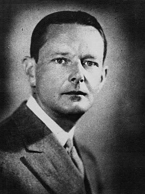 Edward Bernard Raczyński - Image: Edward Bernard Raczynski 1932
