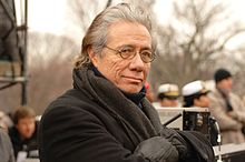 Edward James Olmos 2009 Inaugural Ceremony.jpg