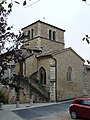 Eglise Saint-Barthélémy à Pommiers.JPG
