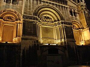 Église du Bon-Pasteur - An inaccessible church