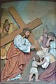 Eighth station of the cross Josef Moroder Lusenberg in Laghel Arco.jpg