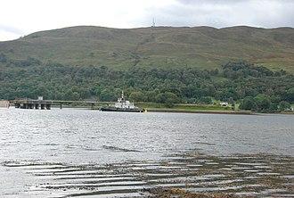 Loch Eil - Eilean nan Craobh, once home to Lochiel, chief of Clan Cameron