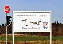 Nörvenich fliegerhorst