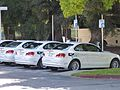 Electric BMWs Charging at Google (9602705934).jpg