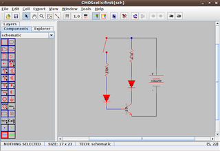 Electric (software) electronic design automation software tool