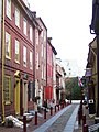 Elfreth's Alley north side to N. Front Street.jpg