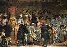 Iran-Dinastie monarchiche-Embassy to Europe