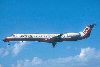 Trans World Express - Trans World Express Embraer ERJ-145
