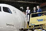 Embraer Taufe - Cristening (23046290385).jpg