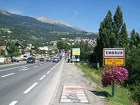 Embrun (Hautes-Alpes)