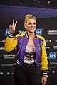 Emma Marrone, ESC2014 Meet & Greet 10.jpg