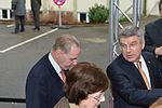 Empfang IOC Präsident Thomas Bach mit Jacques Rogge (7 von 9).jpg