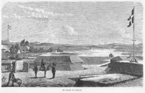 Battle of Mysunde - A Bastion at Mysunde