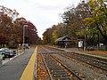 Endicott station facing inbound, November 2015.JPG