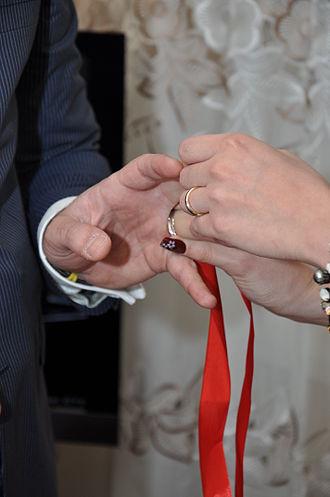 Engagement ring - Engagement process in Azerbaijan
