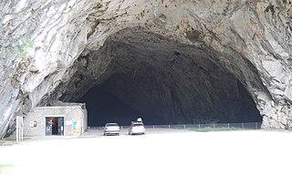 gruta de Bédeilhac