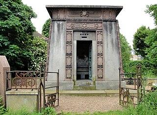 Mausoleum in St Margarets, London