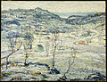 Ernest Lawson - Harlem Valley, Winter - Google Art Project.jpg