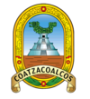 Official seal of Coatzacoalcos